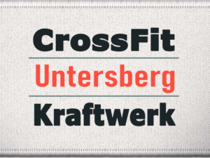 CrossFit Untersberg Patch