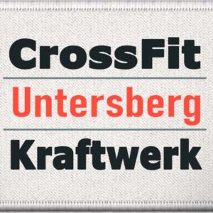 CrossFit Untersberg Patch