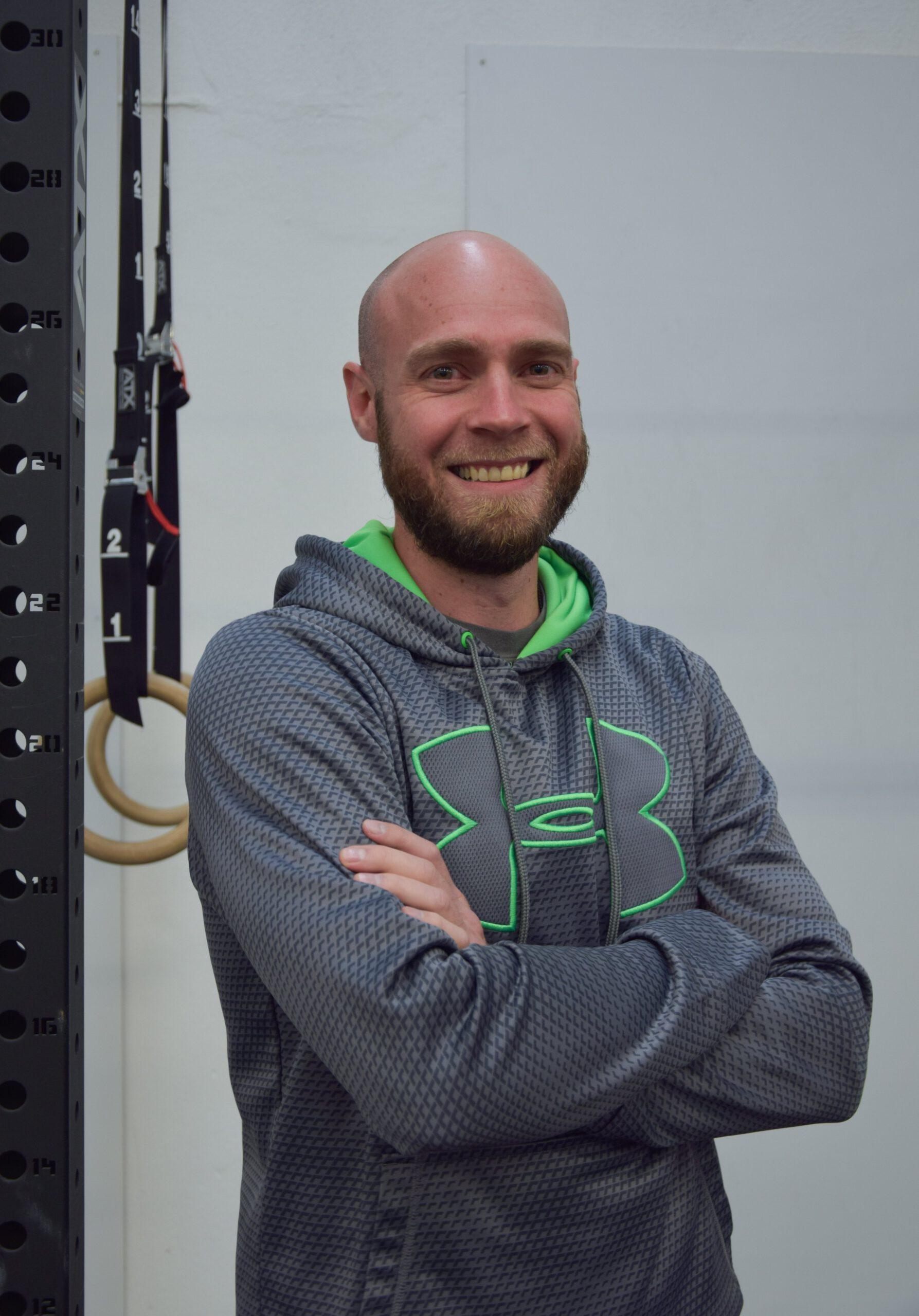 Patrick Reichl / CrossFit Untersberg, Salzburg Süd