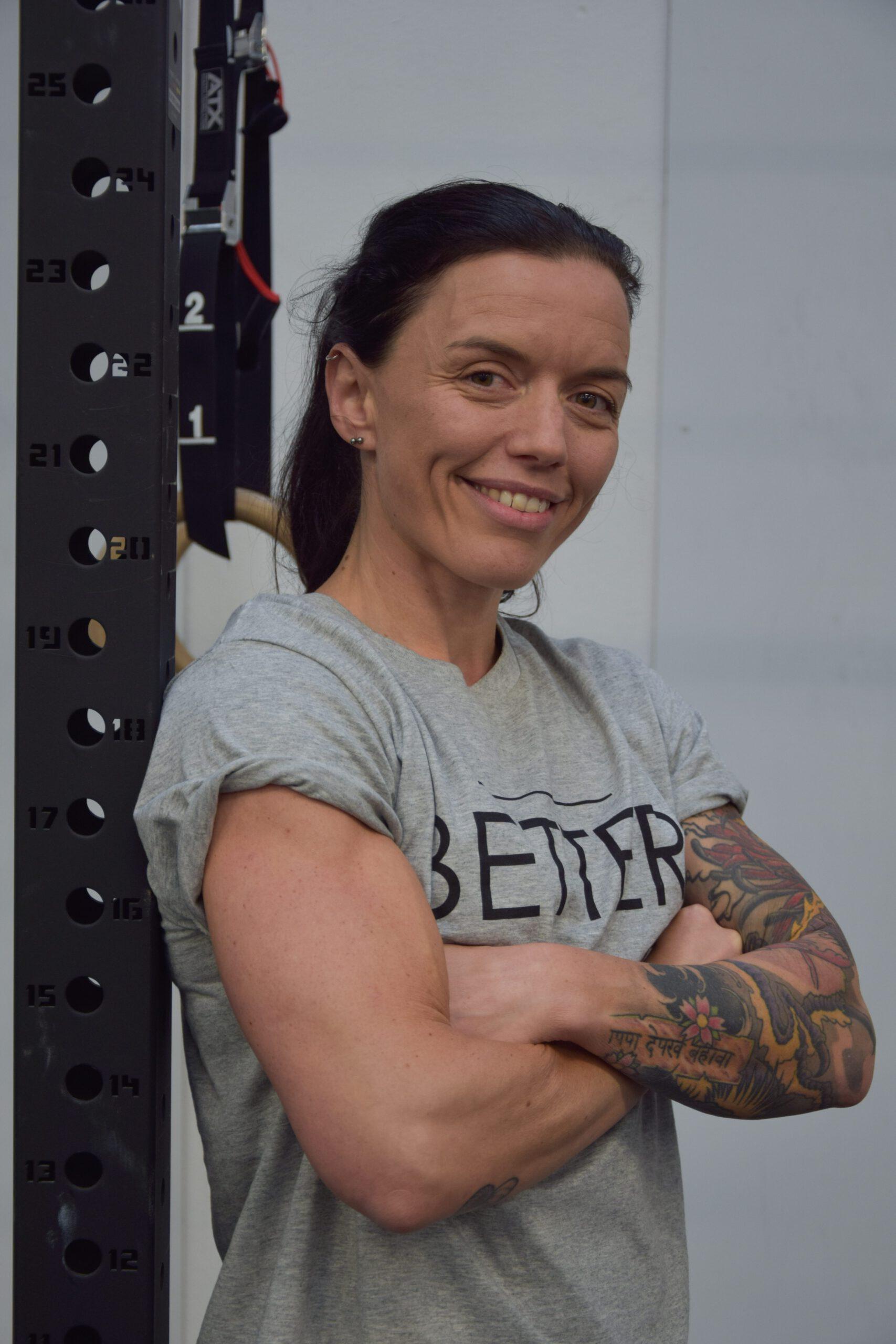 Sonja Jungreitmayr / CrossFit Untersberg, Salzburg Süd