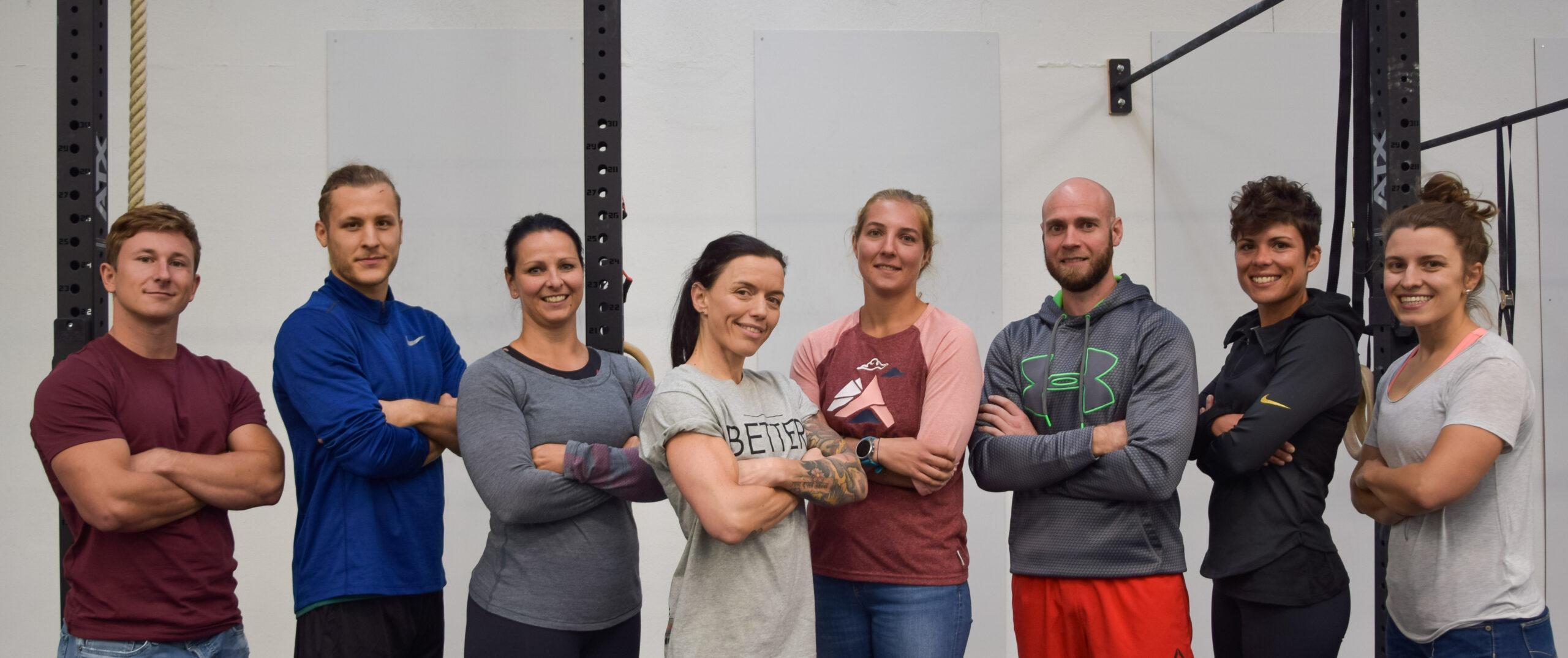 Dein Team im CrossFit Untersberg, Salzburg Süd