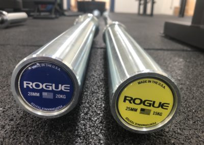 Rogue Equipment im CrossFit Untersberg in Grödig bei Salzburg