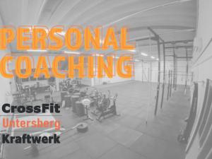 Personal Coaching online CrossFit Untersberg